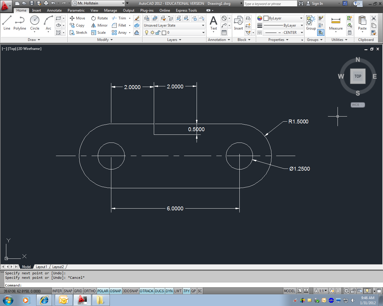 Technical Drawing Minor